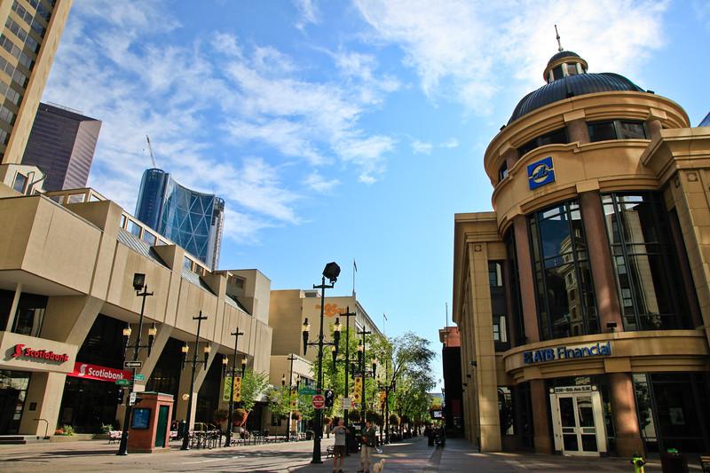 Calgary Summer Cityscapes-8