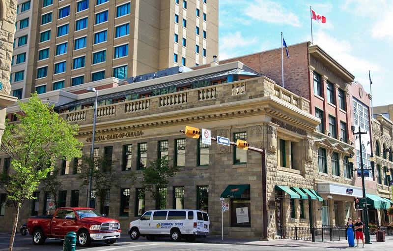 Calgary Summer Cityscapes-14
