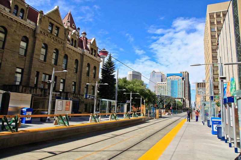 Calgary Summer Cityscapes-27