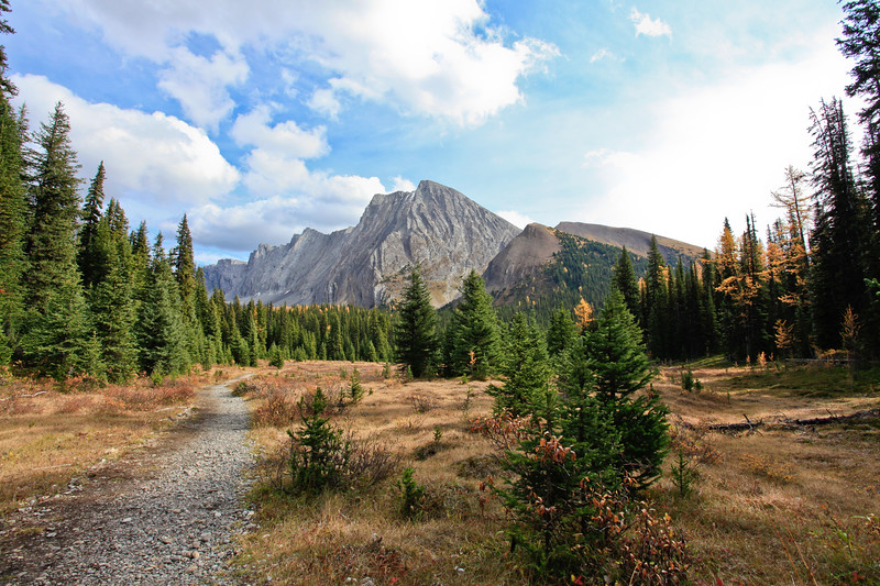 Chester Lake Trail Kananaskis-5