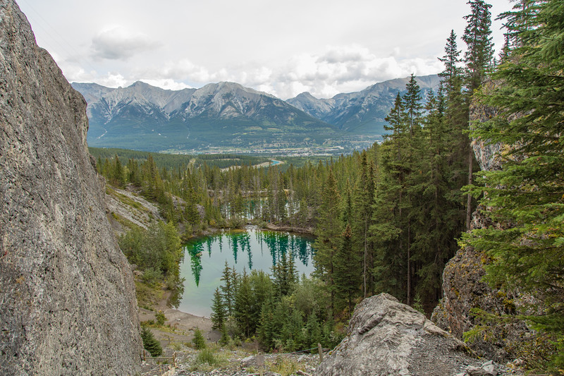 Grassi Lakes Trail, Canmore, AB