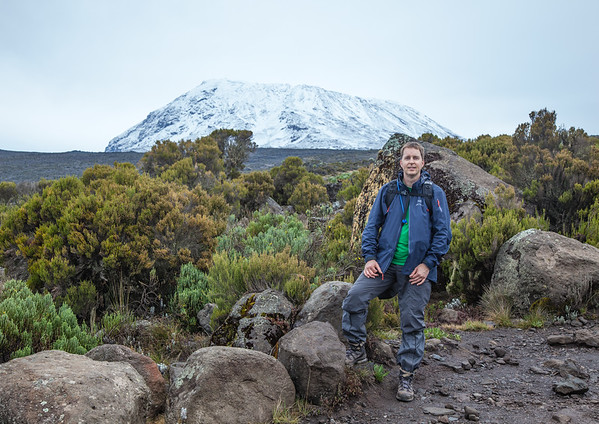 My 2014 Kilimanjaro Climb