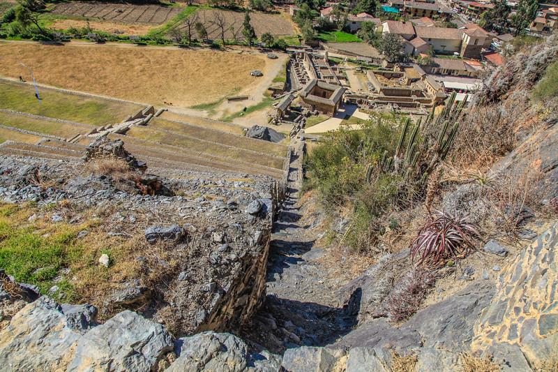 Ollantaytambo Ruins-45