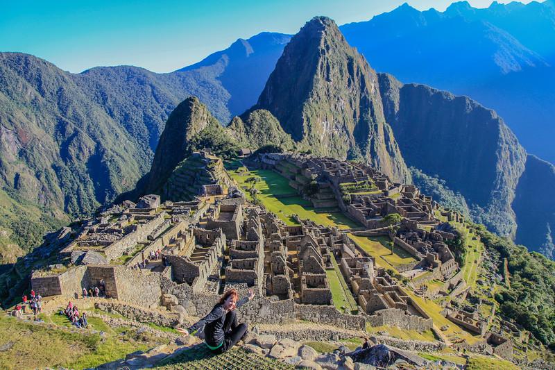Machu Picchu & Other Inca Ruins