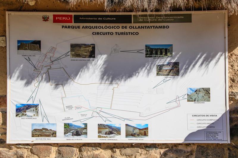 Ollantaytambo Ruins-3