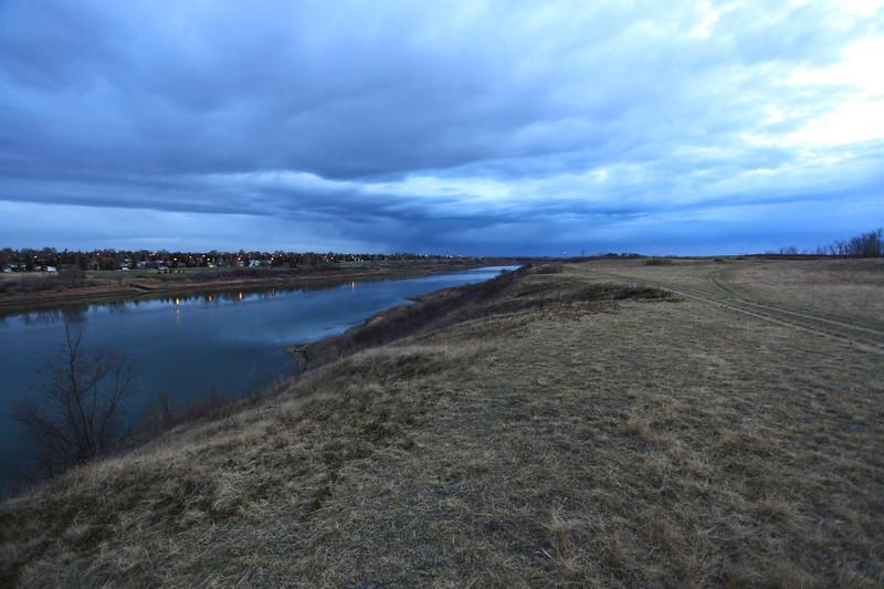 Spring Saskatoon 2009-1