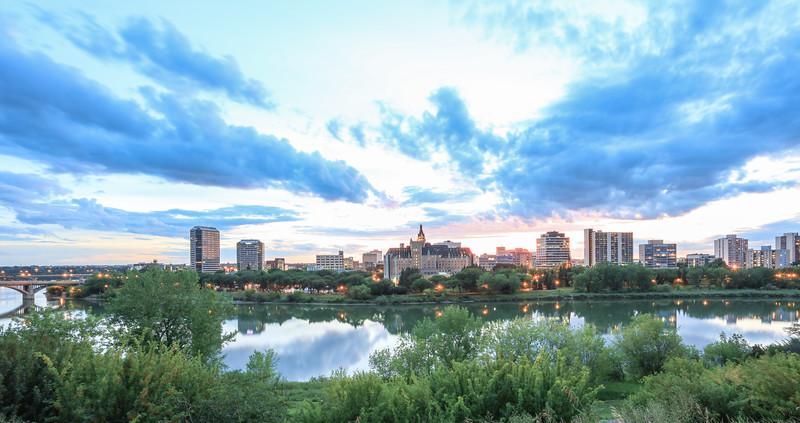Saskatoon Summer Skyline-3