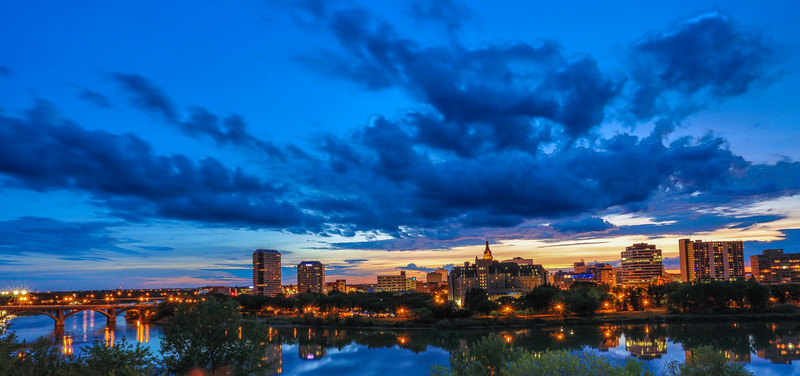 Saskatoon Summer Skyline-9