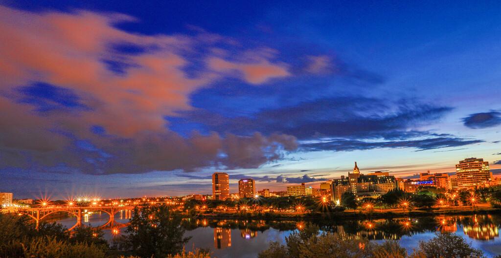 Saskatoon Summer Skyline-11