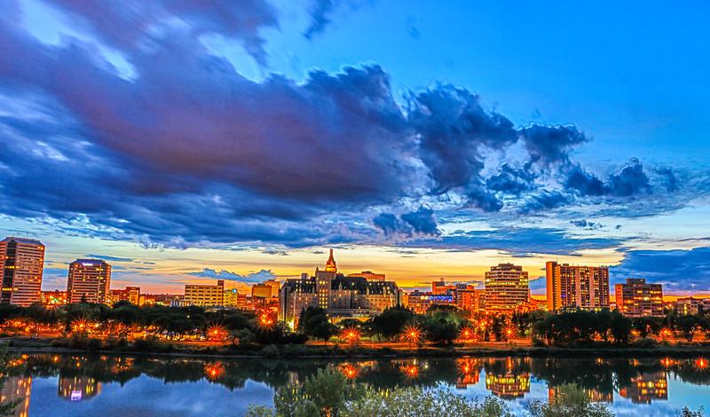 Saskatoon Summer Skyline-10