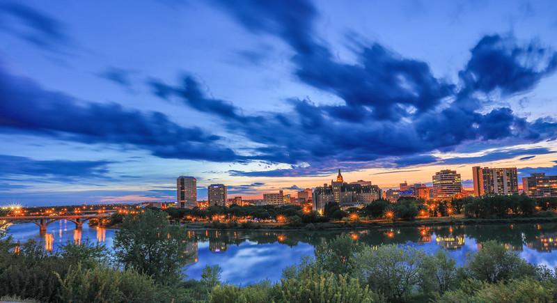 Saskatoon Summer Skyline-8