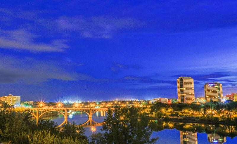 Saskatoon Summer Skyline-12