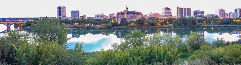 Saskatoon Summer Skyline-2