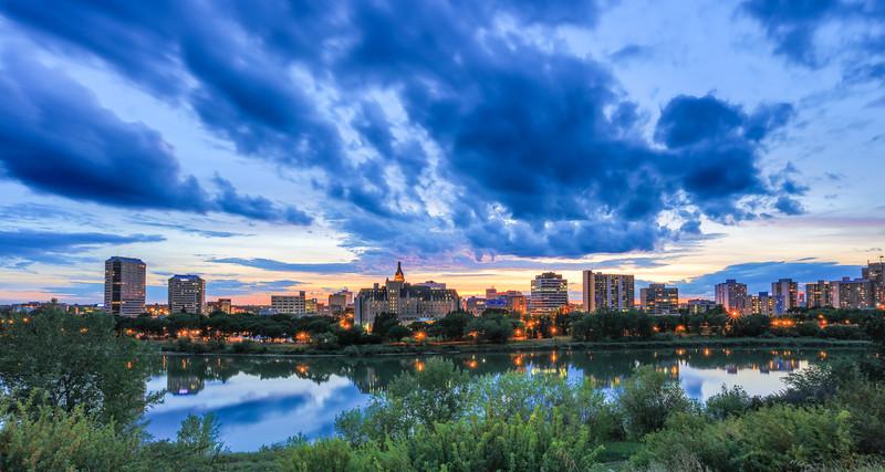 Saskatoon Summer Skyline-5