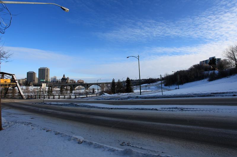 Saskatoon Winter 2009-9