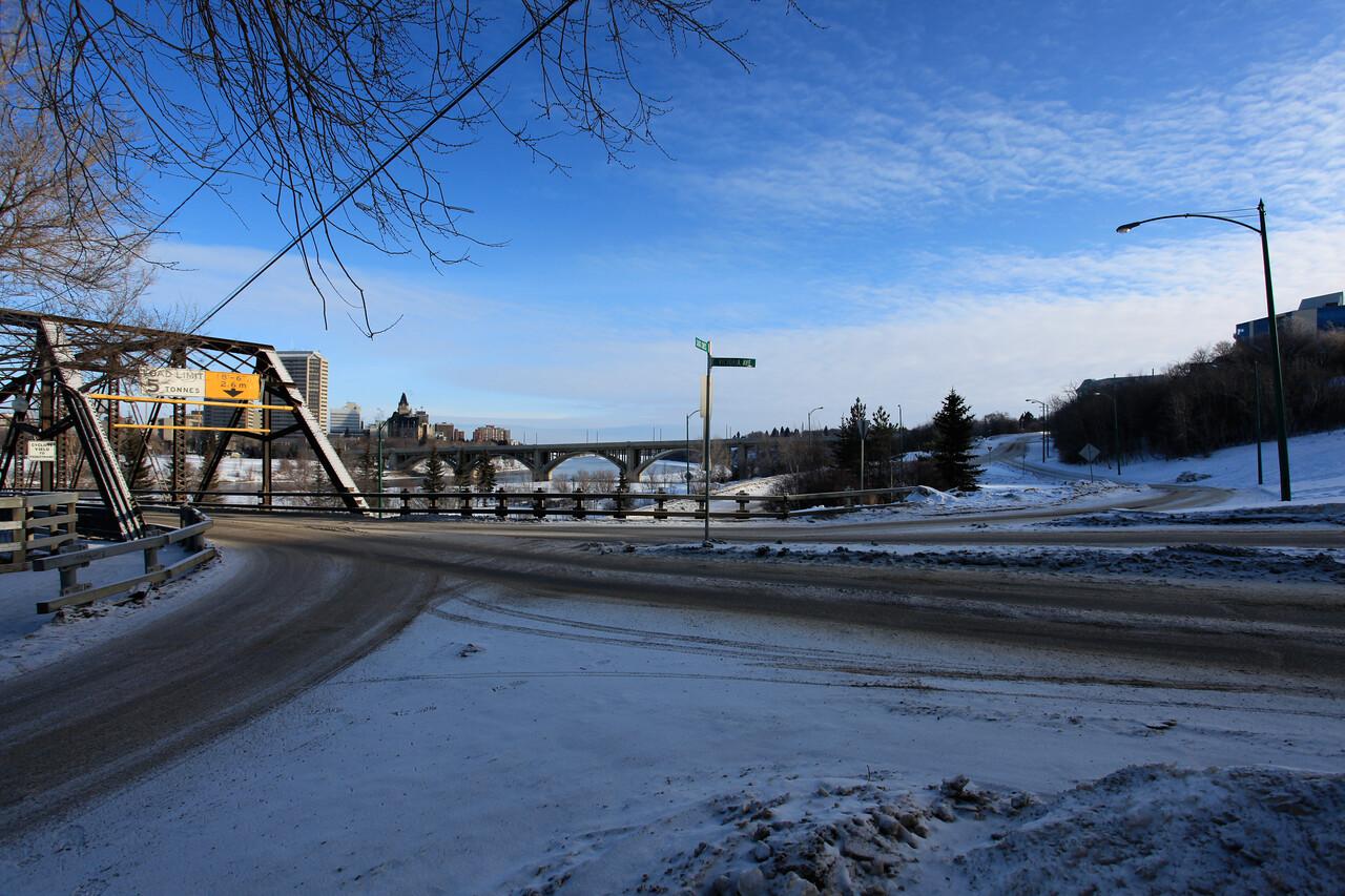 Saskatoon Winter 2009-10