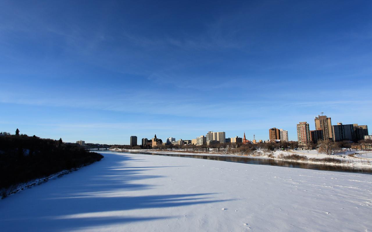 Saskatoon Winter 2009-2