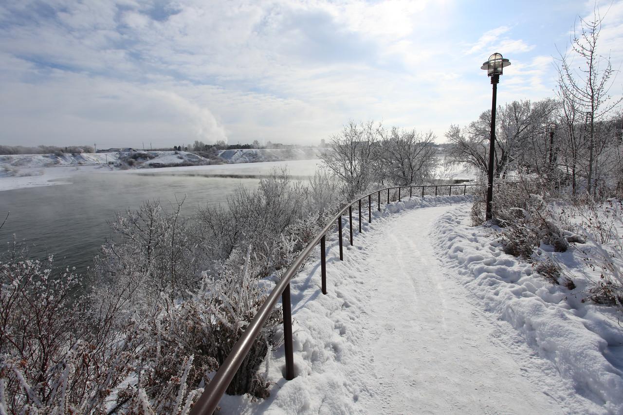 Saskatoon Winter 2009-16