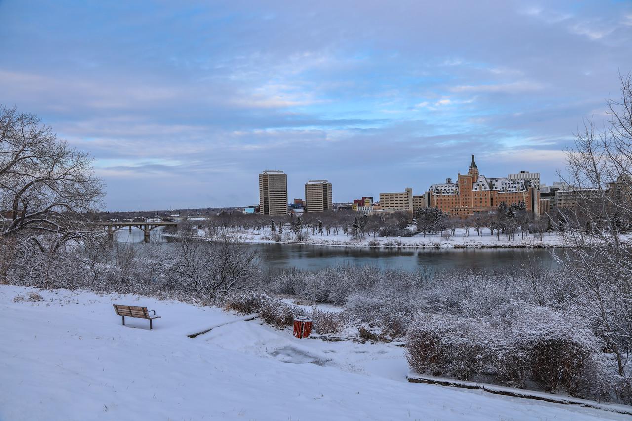 Saskatoon Winter 2016-2