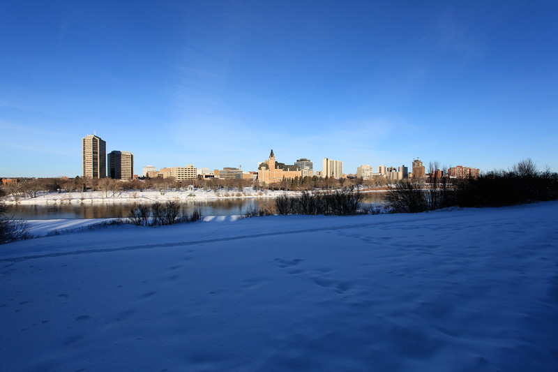 Saskatoon Winter 2009-1