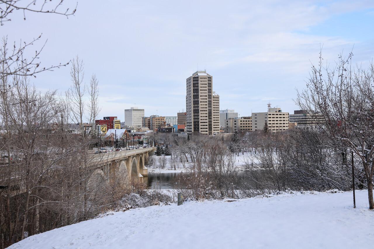 Saskatoon Winter 2016-16