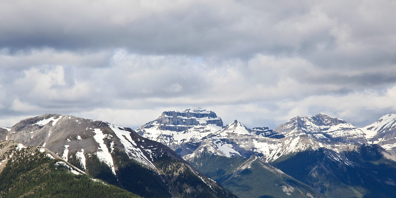 Sulphur Mountain Banff Views