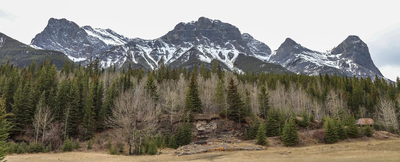 Three Sisters Peaks & Canmore, AB-19
