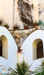 Once again, the inner courtyard of the Amalfi Cathedral!