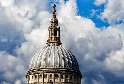 St. Paul's Cathedral Dome - London