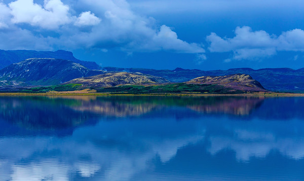 Thingvallavatn Lake - Within the Golden Circle In Iceland!