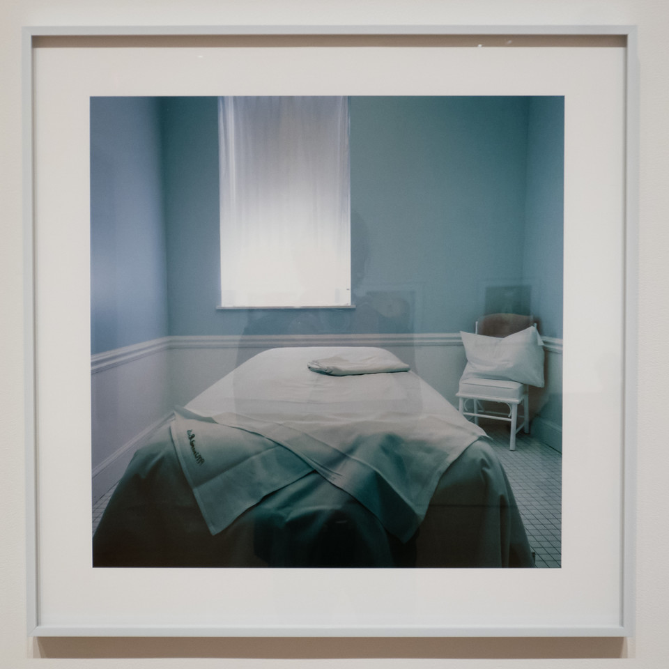 Massage Room, Greenbrier Hotel, White Sulphur Springs, WV, 1989