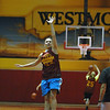 20121102- Westmont Girls Hoops (MP) : The Westmont Varsity Girls Basketball team practices for the upcoming season on Friday, Nov. 2, 2012.