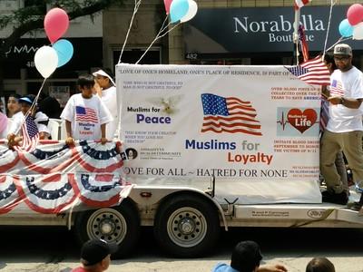 Photographer's Name: Glen Ellyn Ahmadiyya Muslim Community Photographer's City and State: glen ellyn, IL