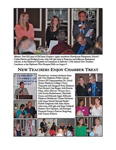 Elmhurst Chamber of Commerce's 2015 New Teachers Luncheon   Photographer's Name: Elmhurst  Chamber of Commerce  Photographer's City and State: Elmhurst , IL