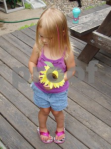Sunflower Child  Photographer's Name: lisa larson Photographer's City and State: genoa, IL