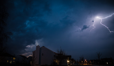 April 9th Storm  Photographer's Name: Darrel Saperstein Photographer's City and State: Huntley, IL