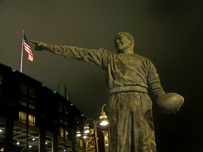Curly Lambeau... Patriot  Photographer's Name: Dave Quinn Photographer's City and State: McHenry, IL