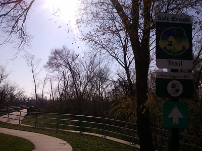 Salt Creek Trail, Elmhurst Greenway, DuPage County, Illinois USA  Photographer's Name: Gardenia C. Hung Photographer's City and State: Lombard, IL