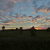 Sunset over Fermilab prairie<br /> <br /> Photographer's Name: Todd Cumbow<br /> Photographer's City and State: Batavia, IL
