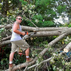 Storm cleanup<br /> <br /> Photographer's Name: Kathy Kussro<br /> Photographer's City and State: Batavia, IL