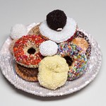 "Hon. Mention: ""Donut Pile"" by Kristina Januskaite<br /> <br /> Photographer's Name: Fine Line Creative Arts Center<br /> Photographer's City and State: St. Charles, IL"