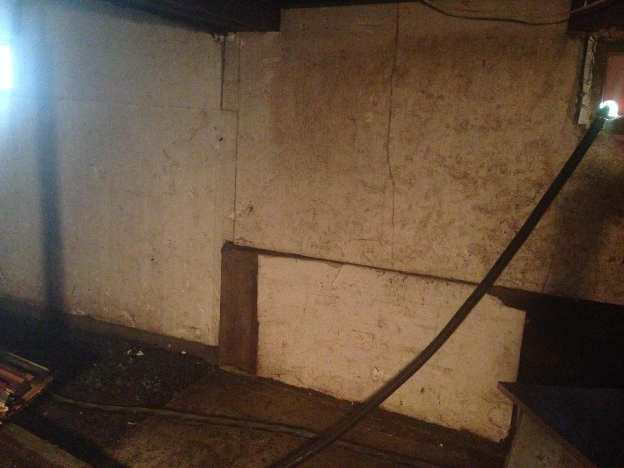 May 15 still pumping -- walls of styrofoam to be removed