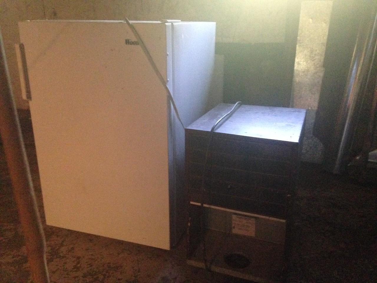 May 16 freezer and dehumidifier