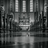 Cathedral in B&W