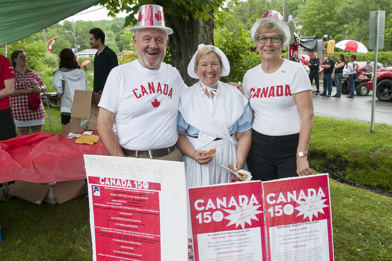 Canada Day Georgeville 102