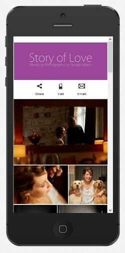 The Story of Love Digital Portfolio
