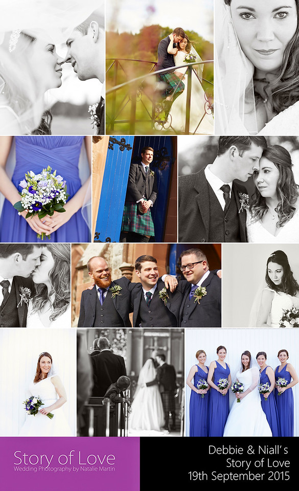 Natalie is a Highly Professional Wedding Photographer who builds a great raport with her clients throughout the process and produces Exceptional results. She has been a pleasure to deal with from the moment we met and we would highly recommend her