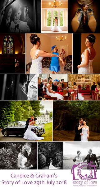 Amazing photos for our wedding day, we both loved them, they captured every moment and Natalie put everyone at ease. Can't wait for our families to see them also