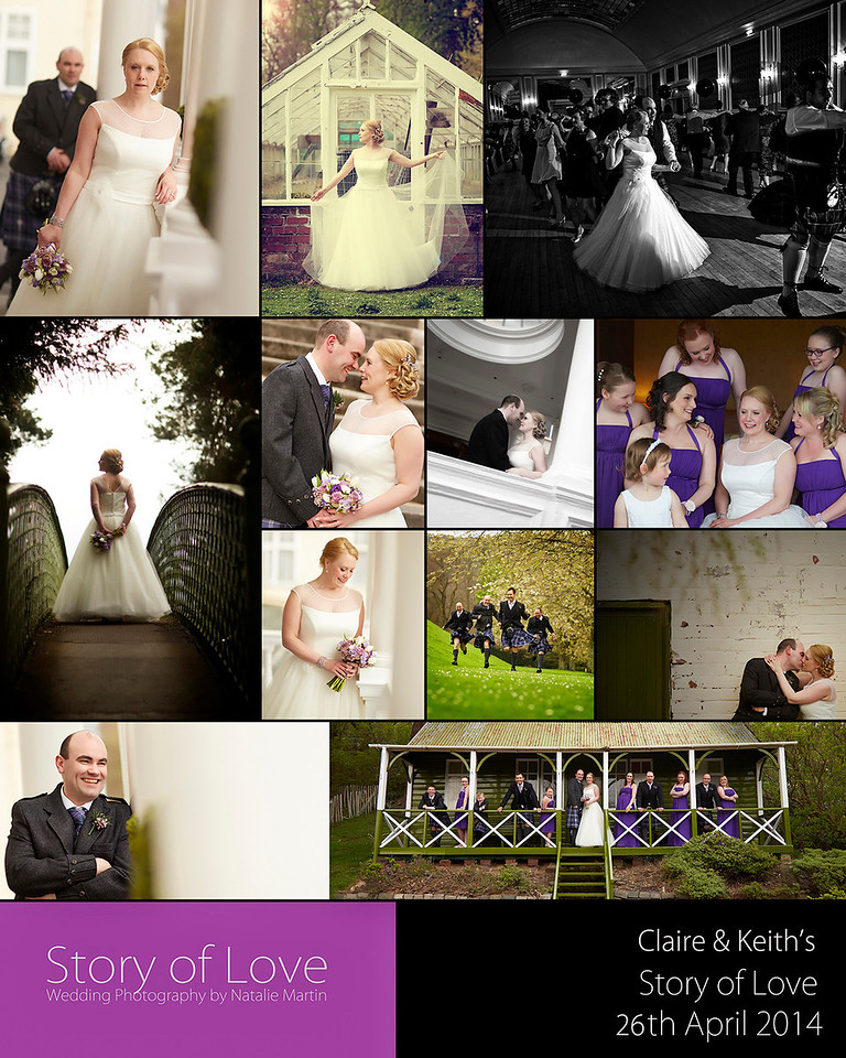 Claire & Keith's Story of Love