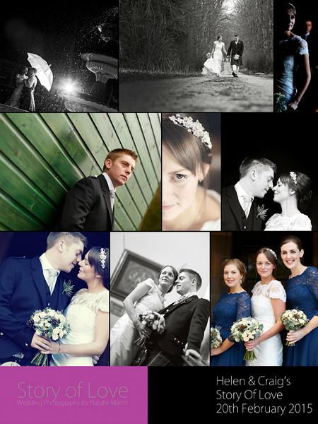 Helen & Craig's Story of Love